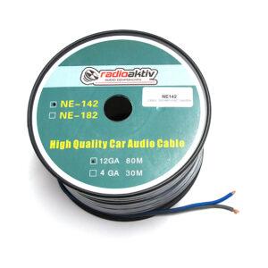 RadioAktiv NE-142 12 Gauge Speaker Wire