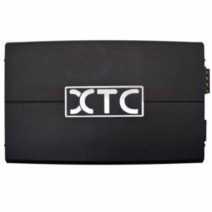 XTC Audio SLICK BLACK 20 000W 4-Channel Amplifier