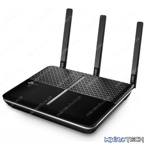 TP-Link Archer VR600 AC1600 Dual-Band Wireless Gigabit ADSL/VDSL Modem Router