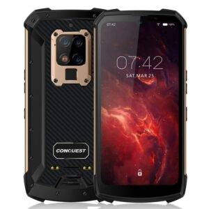 Conquest S16 Rugged Smartphone