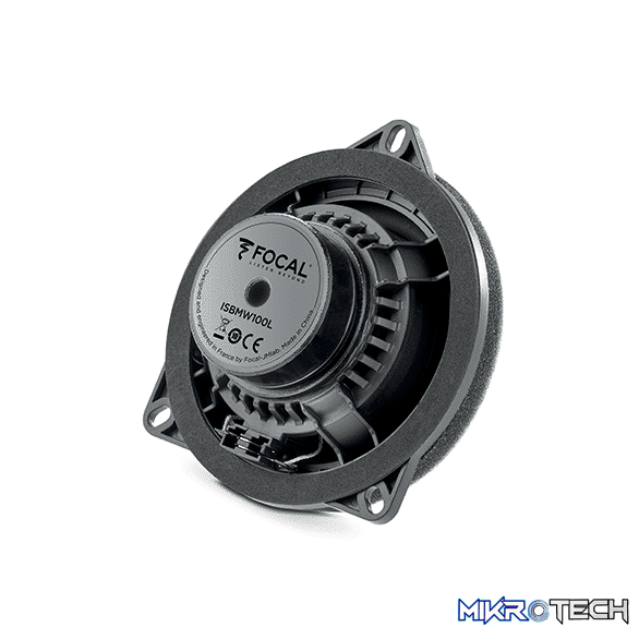 Focal BMW100L 4Inch Component Kit