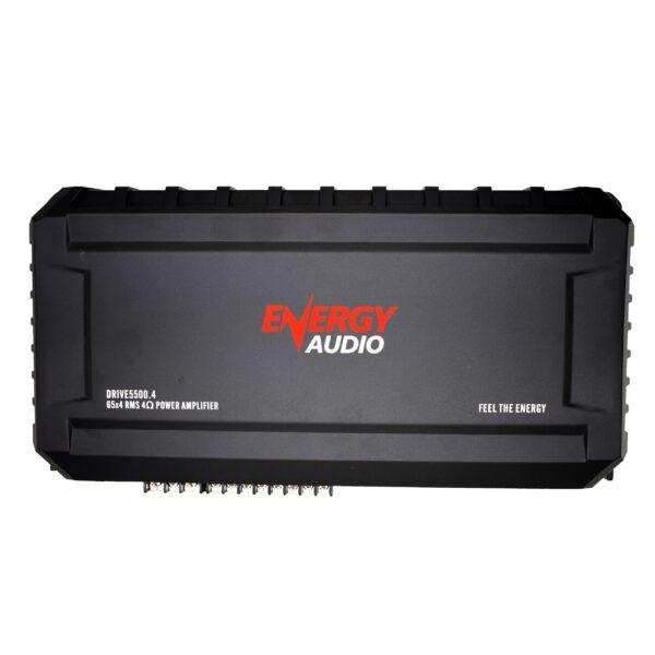 Energy Audio DRIVE5500.4 65Wx4 RMS 4-Channel Amplifier