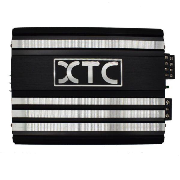 XTC 50 CENTS 5000W 4-Channel Amplifier