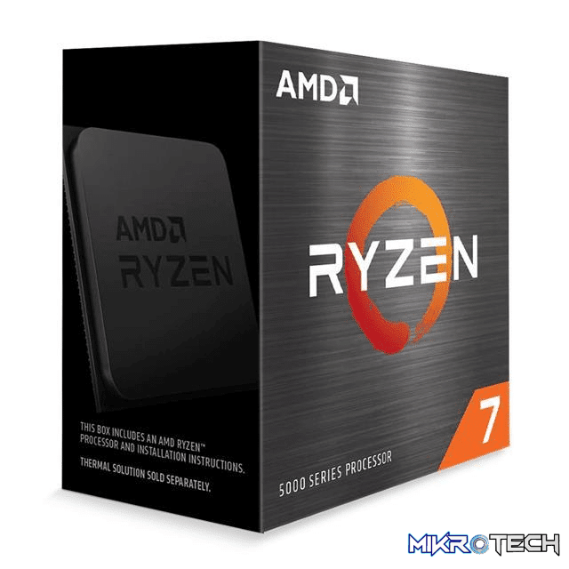 AMD Ryzen 5800X CPU - AMD Ryzen 7 8-core Socket AM4 3.8GHz Processor 100-100000063WOF