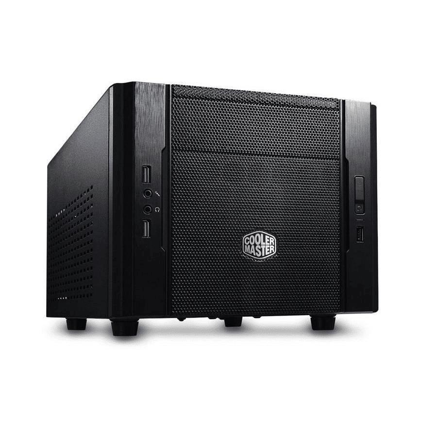 Cooler Master Elite 130 Cube Black PC Case RC-130-KKN1