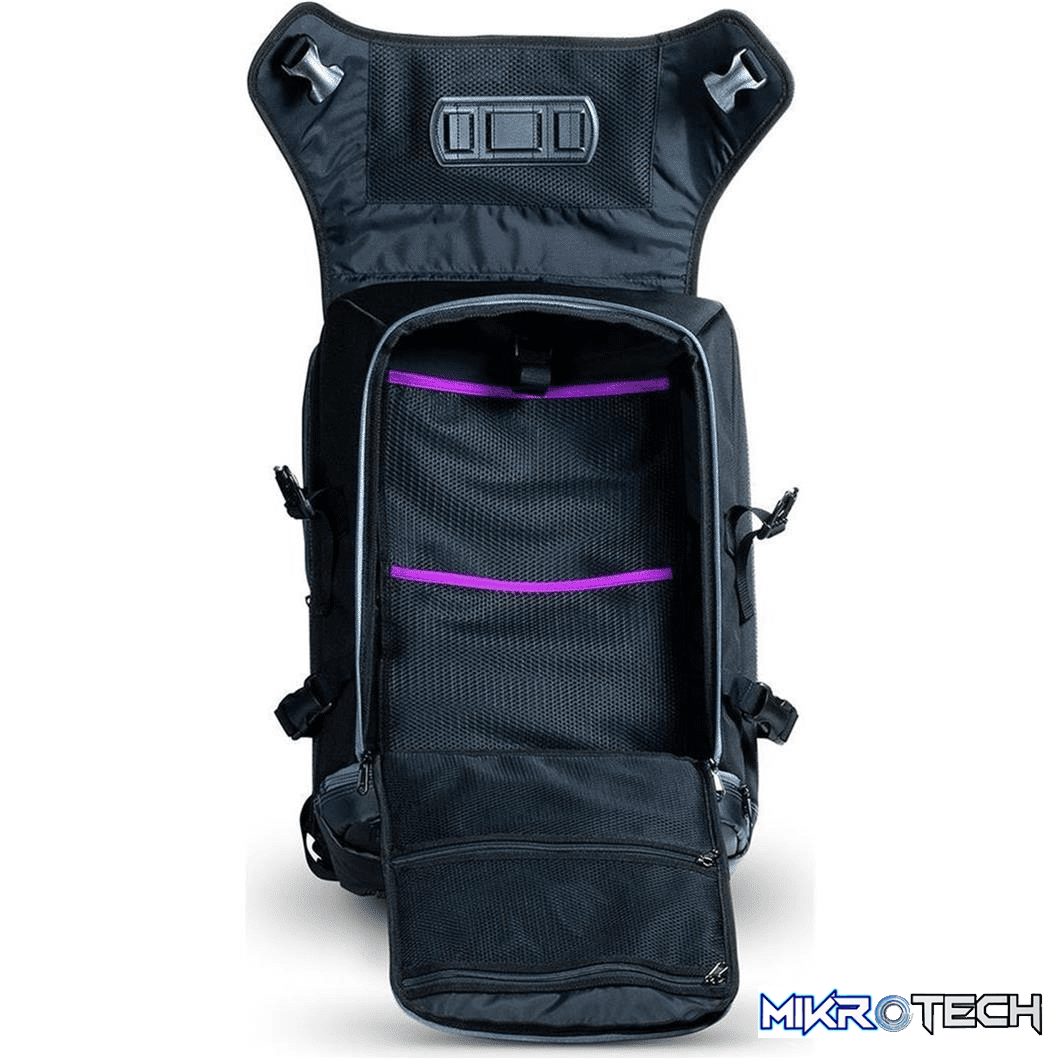 Cooler Master MasterAccessory XL Notebook Case 17-inch Backpack Black MA-BK-17