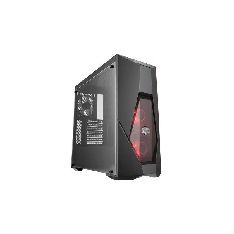 Cooler Master MasterBox K500L Midi Tower Black PC Case MCB-K500L-KANN-S00