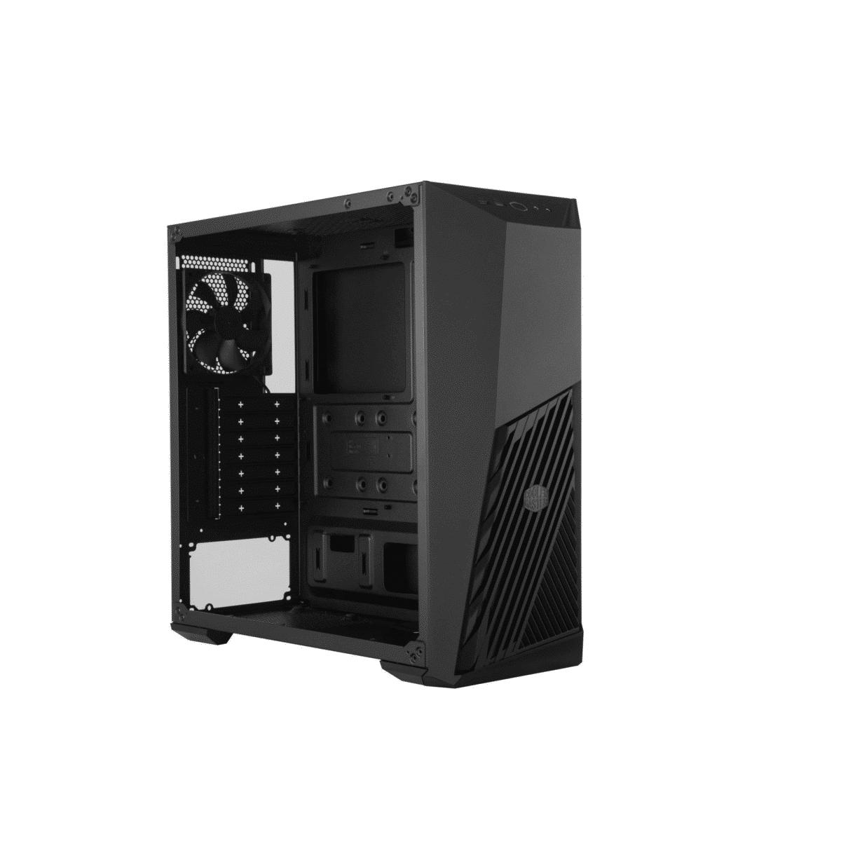 Cooler Master MasterBox K501L Midi Tower Black Gaming PC Case MCB-K501L-KANN-S00