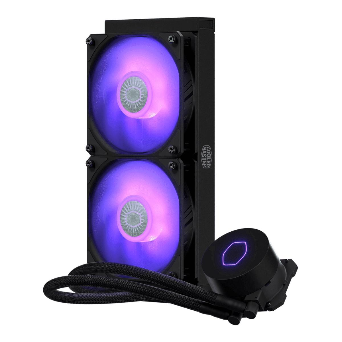 Cooler Master MasterLiquid ML240L V2 RGB CPU Liquid Cooler MLW-D24M-A18PC-R2