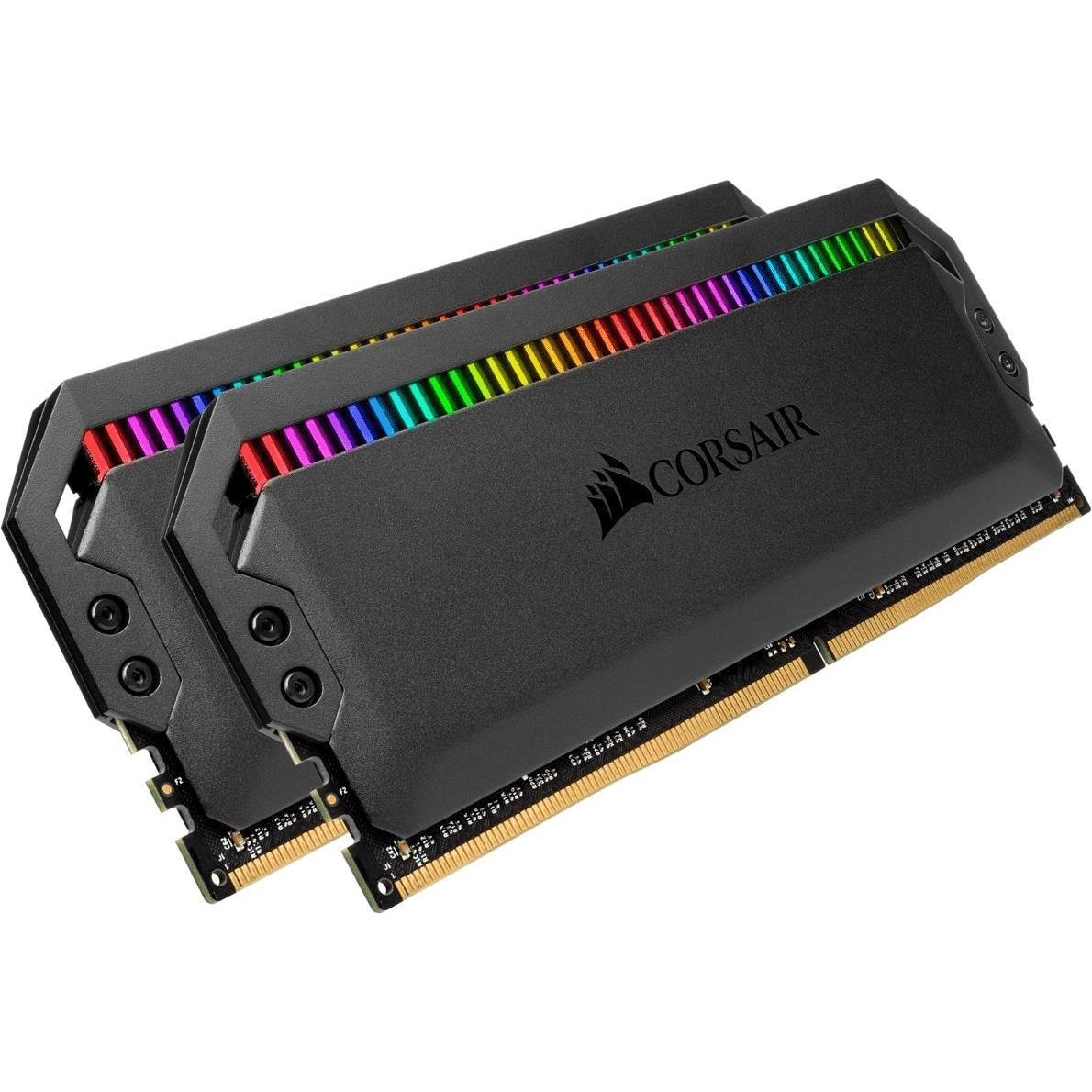 Corsair Dominator Platinum RGB memory module 16 GB 2 x 8 GB DDR4 3600 MHz CMT16GX4M2C3600C18