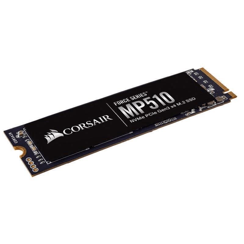 Corsair Force MP510 M.2 960GB PCIe 3.0 3D TLC NVMe Internal SSD CSSD-F960GBMP510