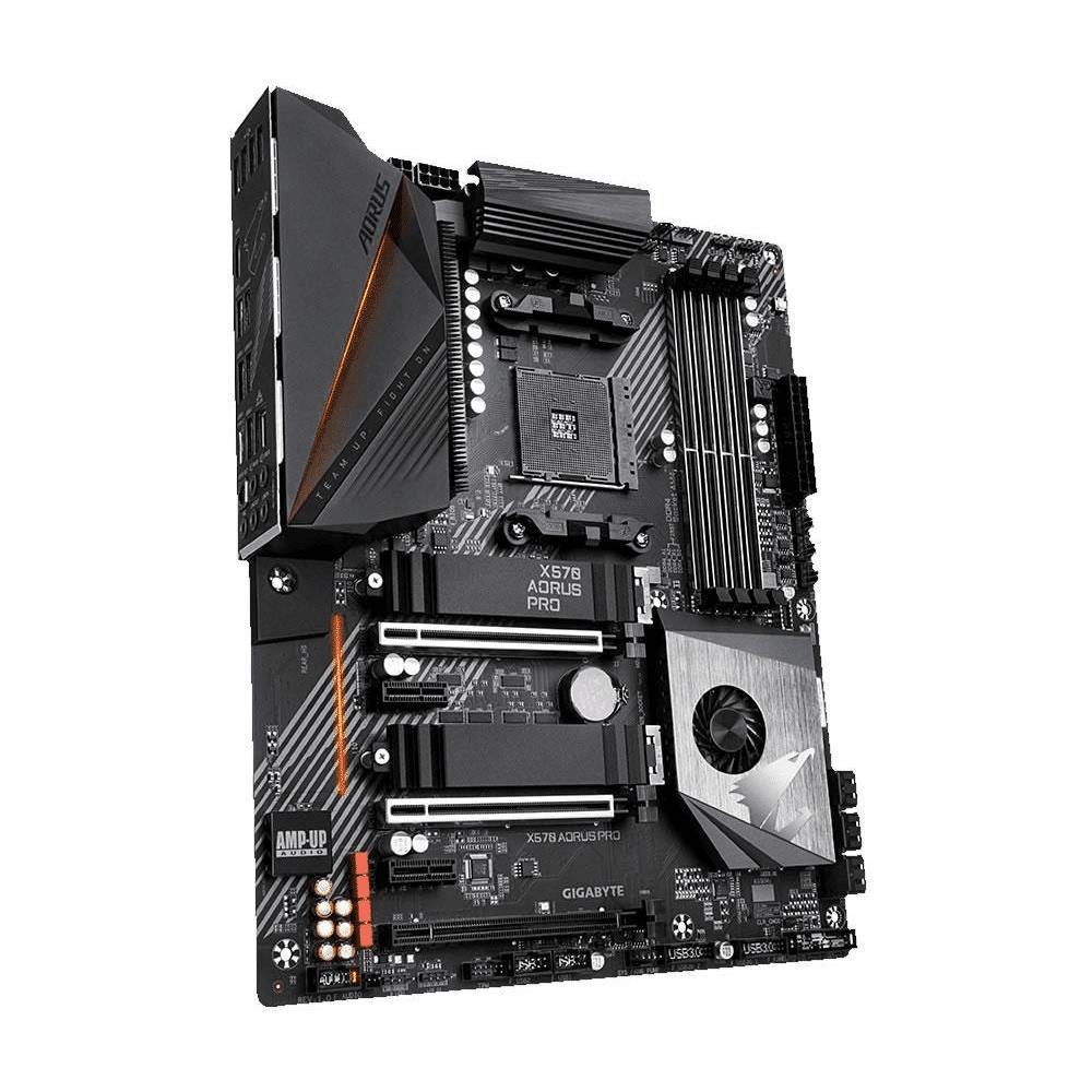 GIGABYTE X570 AORUS PRO (rev. 1.0) AMD Socket AM4 ATX Motherboard GA-X570-AORUS-PRO