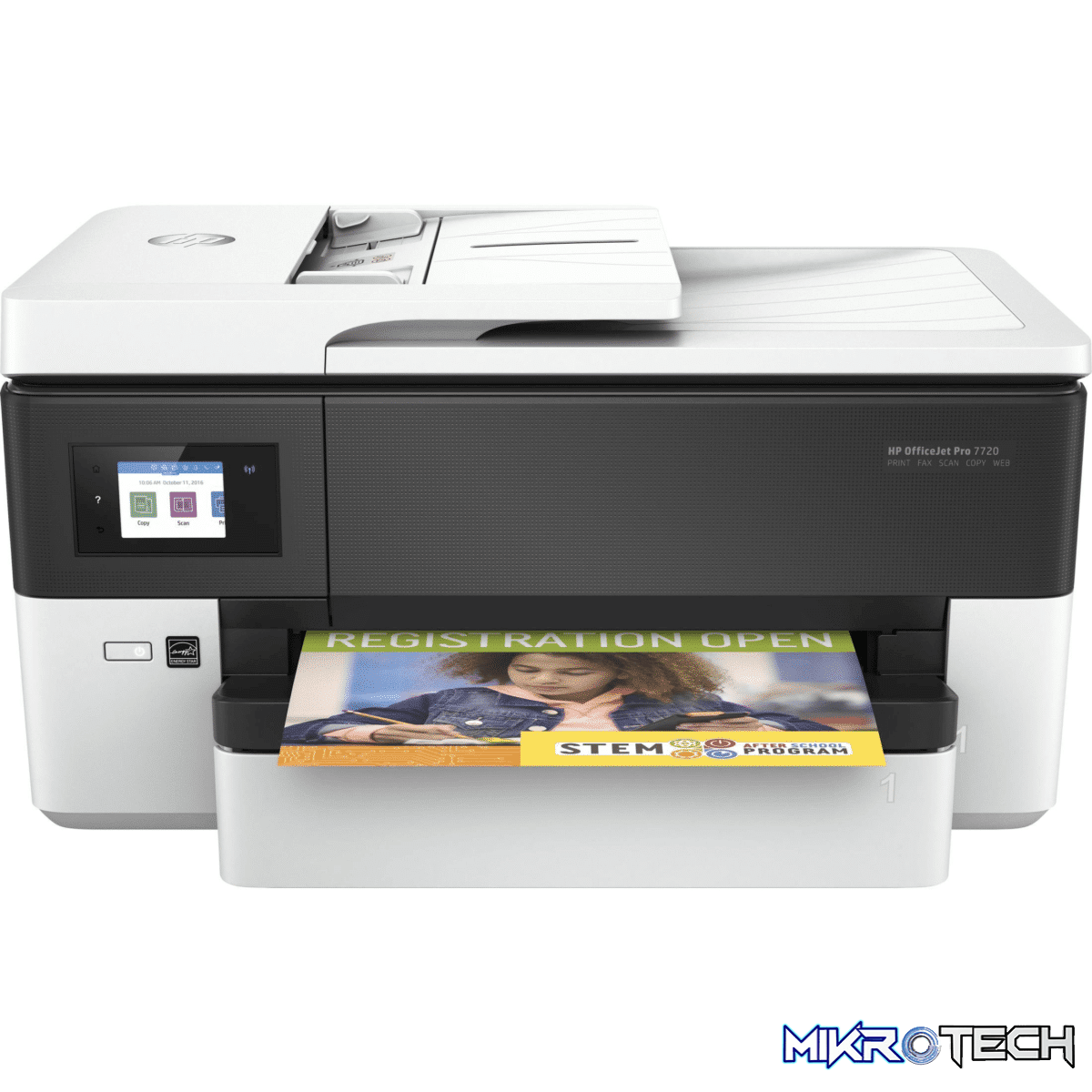 HP OfficeJet Pro 7720 A3 Multifunction Colour Inkjet Business Printer Y0S18A