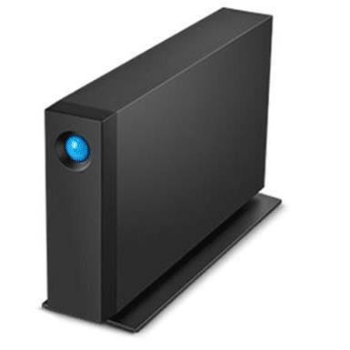 LaCie D2 Professional 14TB Black External Hard Drive STHA14000800