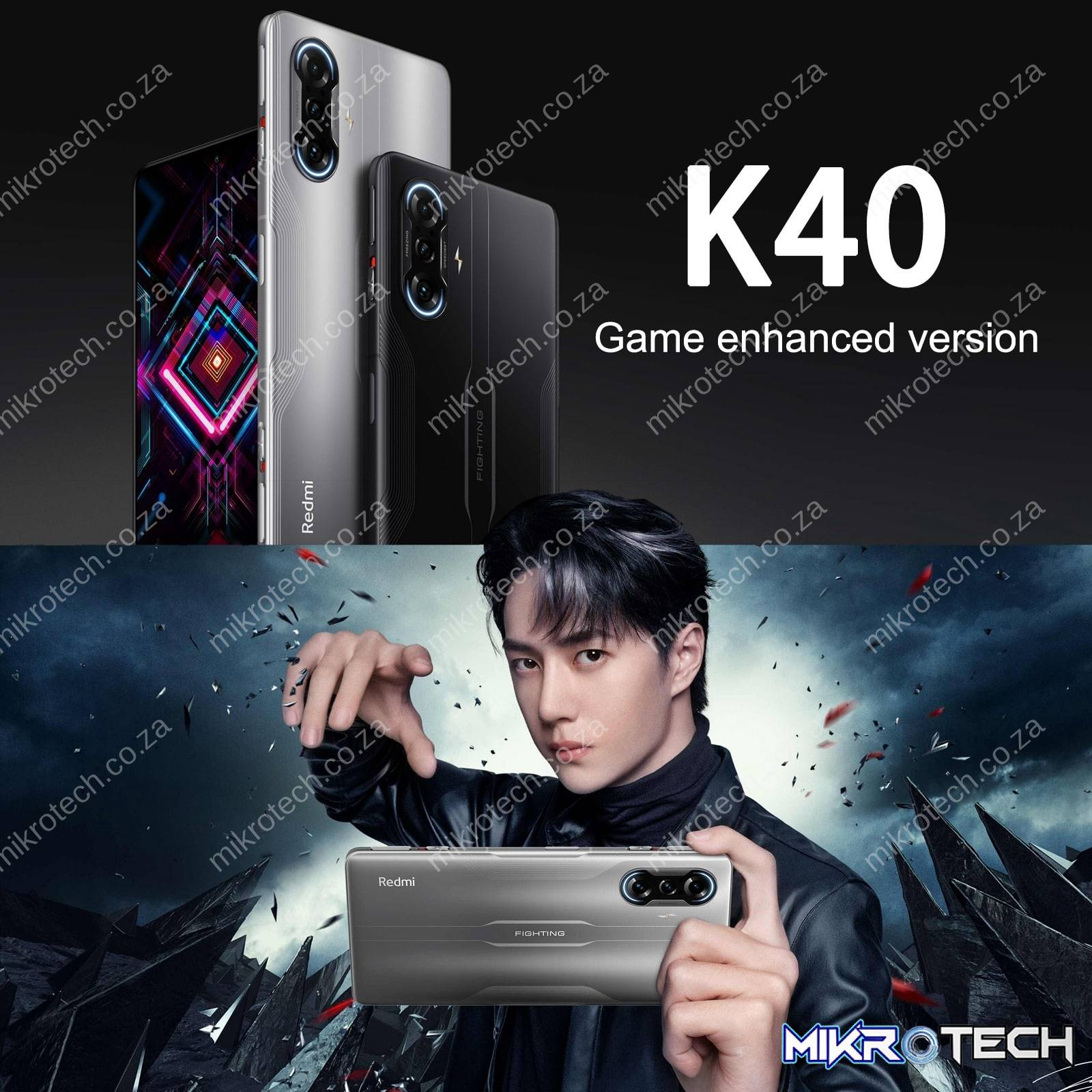 Xiaomi Redmi K40 Gaming Edition 5G Android Smartphone