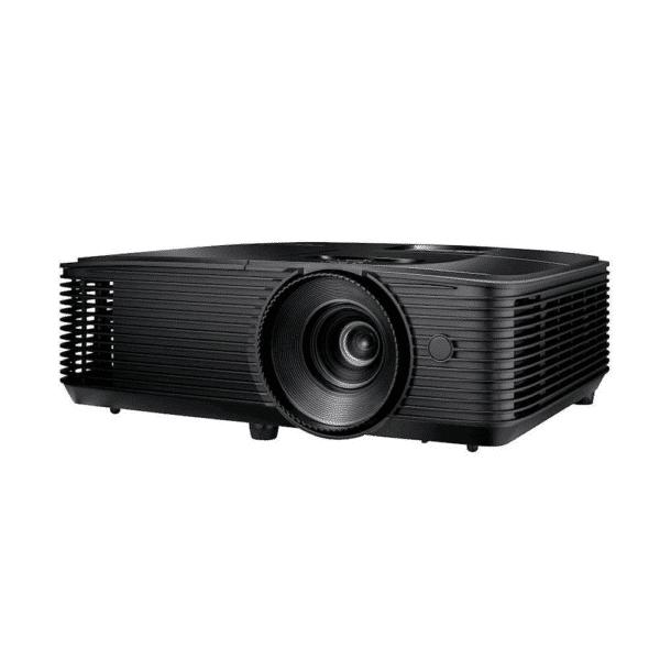 Optoma DH350 Data Projector 3200 ANSI Lumens DLP 1080p (1920x1080) 3D Desktop Projector Black