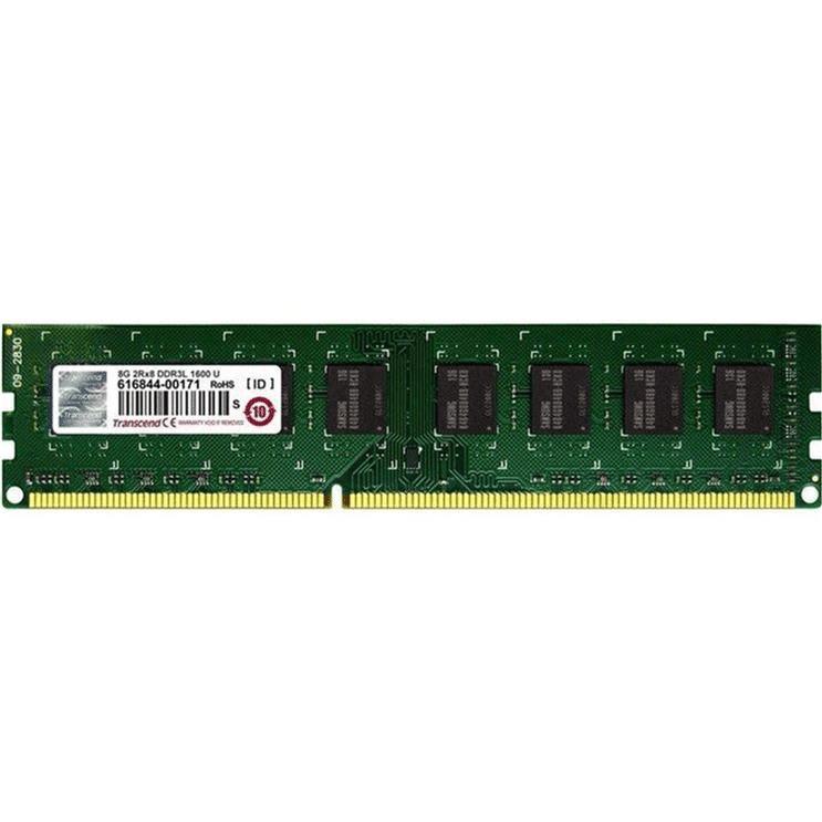 Transcend DDR3-1600 U-DIMM 8GB TS1GLK64W6H