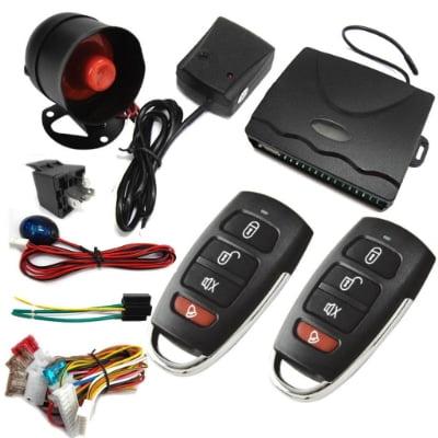 Car Alarms & Security