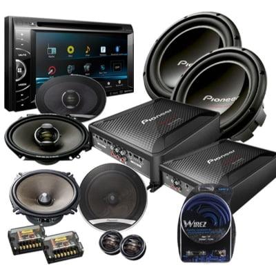 Car Audio & Equipment