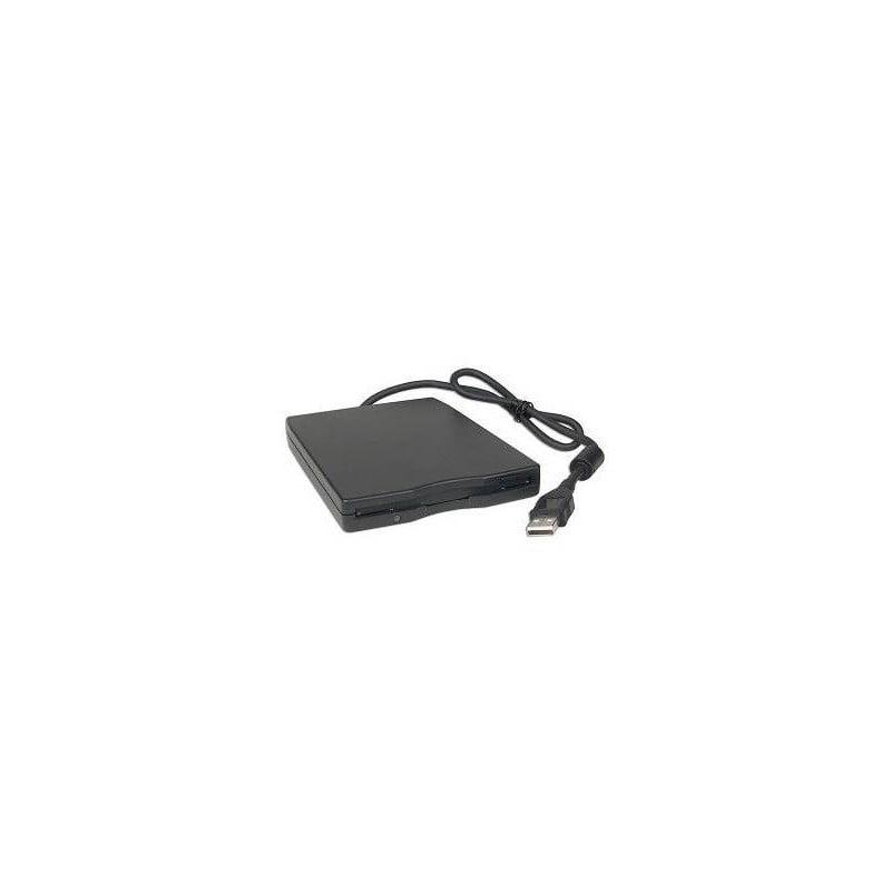 "Microworld 1.44"" Stiffy Drive Black - USB"