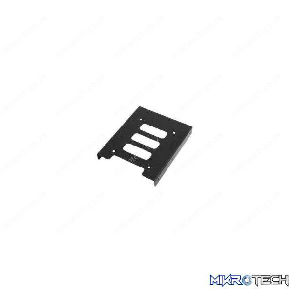"""Unbranded 2.5"""" Flat Mounting Bracket for 3.5"""" Bay"""