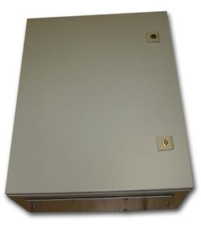 Metal IP55 Weatherproof Enclosure (500x400x210)